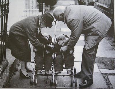 Grandparents & Twins